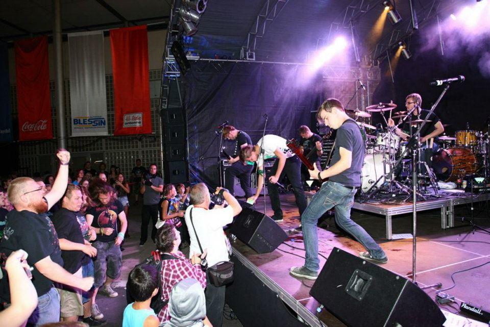 Rock am Kaufpark – Göttingen – 25.08.2012
